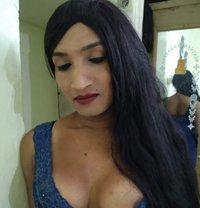 Swara - Transsexual escort in Pune