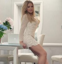 Jenny Swedish hottie - escort in Dubai