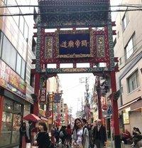 Sweet Ladyboy Kate - Transsexual escort in Tokyo