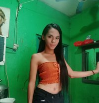 Ta Charlyn - Transsexual escort in Makati City
