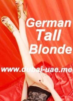Tall, Blonde, German GFE + Mistress - escort in Dubai Photo 10 of 15
