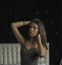 Tanya - masseuse in Moscow