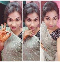 Thanisha - Transsexual escort in Chennai