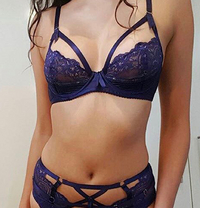 Thelma - masseuse in London