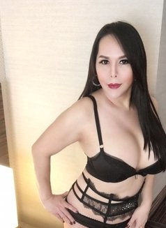 Hassie recommend Transsexual supermodel