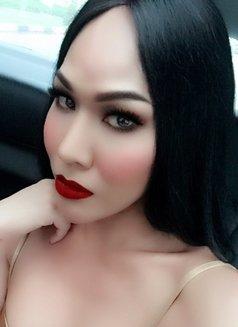 TOP SELENA IN SINGAPORE - Transsexual escort in Singapore Photo 17 of 20