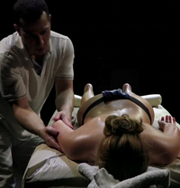 Topmassage - masseur in Hamburg