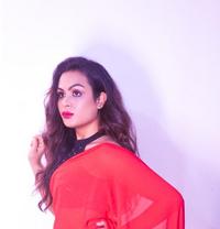 Trisha Roy - Transsexual escort in Mumbai