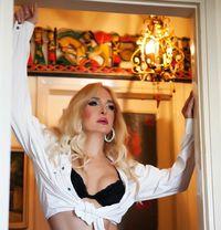 Ts Alexia Rossi...FROM GREECE. - Transsexual escort in Nicosia