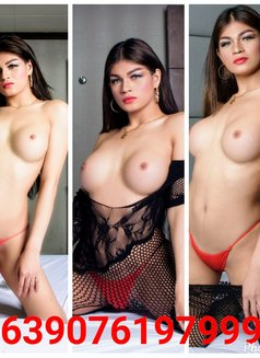 Ts angela Top/bottom bigcock - Transsexual escort in Makati City Photo 3 of 29