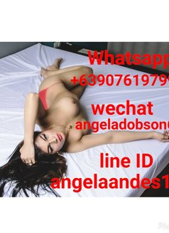 Ts angela Top/bottom bigcock - Transsexual escort in Makati City Photo 6 of 29
