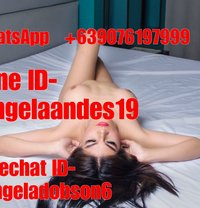 Ts Angela Top/bottom Cam Show You - Transsexual escort in Makati City