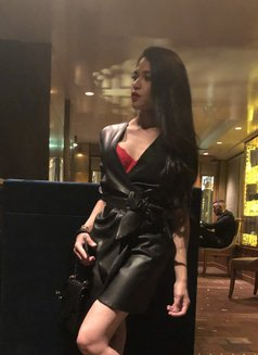 TS BabySteffy - cute feminine BIG & HARD - Transsexual escort in Paris Photo 29 of 30