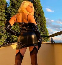 Ts Barby - Transsexual escort in Amsterdam