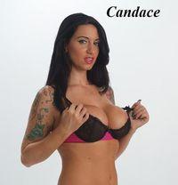 Ts Candace - Transsexual escort in Dubai