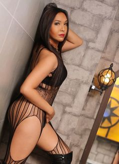 YOUR HOTTEST PLAYMATE TRANSCANDY - Transsexual escort in Makati City Photo 1 of 17