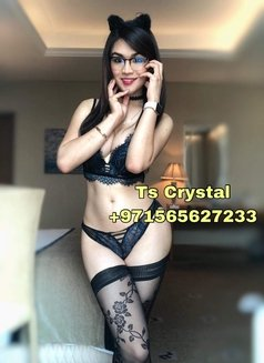 Ts Classy Crystal - Transsexual escort in Dubai Photo 8 of 29