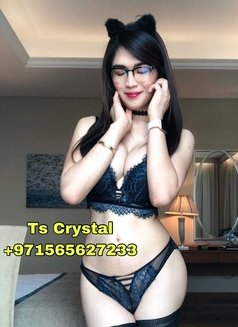 Ts Classy Crystal - Transsexual escort in Dubai Photo 9 of 29