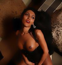 Ts Danisha - Transsexual escort in Amsterdam