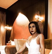 VIDEOCALL/CAMSHOW ONLY - Transsexual escort in Mumbai