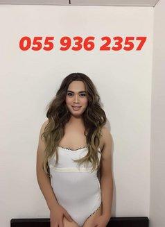 Ts Emily, Transsexual escort in Dubai