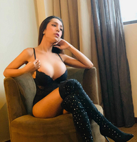 TsContesaMarie - Transsexual escort in Angeles City