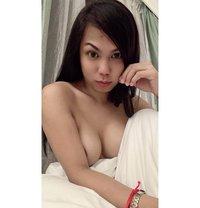Ts Kayecie - Transsexual escort in Manila