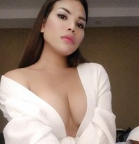 Ts Ketch Anne Is Back - Transsexual escort in Singapore