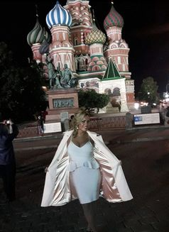 Milagros Titova - Transsexual escort in Moscow Photo 17 of 30