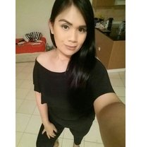 TS Nika- Best Cock Sucker in Asia - Transsexual escort in Dubai