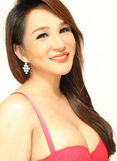 Kakao:LuSanjo Osan AB,Pyeongtaek Shemale - Transsexual escort in Seoul Photo 16 of 16