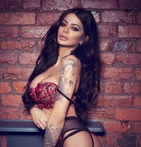 Valentina Rose - Transsexual escort in Amsterdam