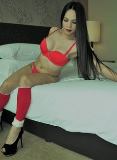 Versatile With 8 inches Real Cock - Transsexual escort in Bangkok Photo 9 of 16