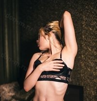 Vika - masseuse in Moscow