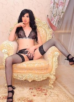 Vika - Transsexual escort in Moscow Photo 1 of 7