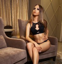 Violetta - escort in Saint Petersburg