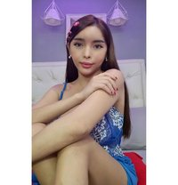 ( Webcam Show ) Angel <3 - escort in Manila