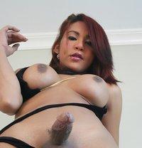 Wendy Top $ Bottom - Transsexual escort in Abu Dhabi