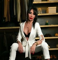 Yana Shemale - Transsexual escort in Moscow
