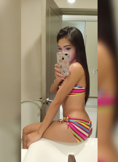 Yanyan(new) - Transsexual escort in Manila Photo 5 of 14