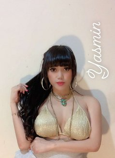 Yasmin Shemale Indonesia - Transsexual escort in Jakarta Photo 3 of 7
