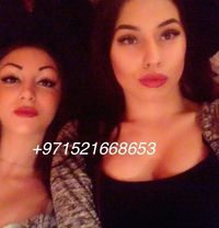 Youngest Sisters - escort in Dubai