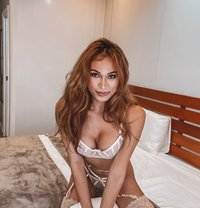 Your Asian-Latina Mistress - Transsexual escort in Cebu City