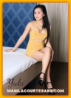 Yuki - escort in Manila Photo 1 of 6