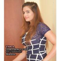Zaarraa Natural Big B Oobs - escort in Dubai