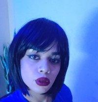 Zashaa - Transsexual escort in Bangalore